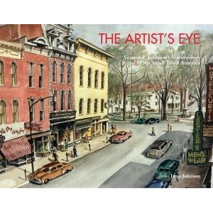 Cover for The Artist's Eye